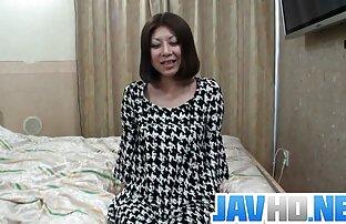 ناز ساکورا در فیلم پورن با حجم کم لباس زیر زنانه بمکد دیک