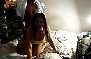 فاحشه شسته می شود فیلم پورن با حجم کم و در ورزشگاه